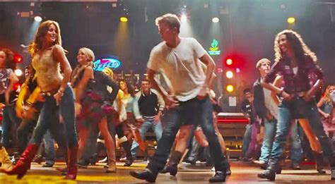 best country dance music video watch julianne hough get down and dirty country style in