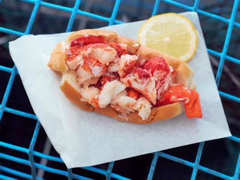 lobster roll  maine food network