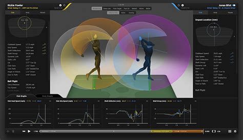 science of golf swing gears golf tracking and motion tracking system