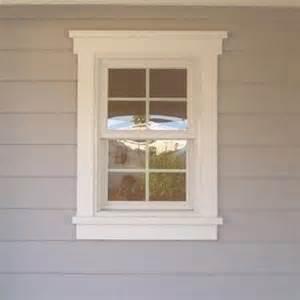 Trim Around Windows Inspiration 25 Best Ideas About Exterior Window Trims On Window Trims Exterior Windows And