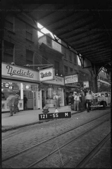 DOF: Manhattan 1940s Tax Photos