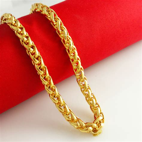 wholesale chains for jewelry popular thick gold rope chain buy cheap thick gold rope