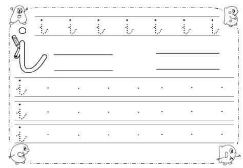 cosillas de infantil letra e may 250 scula fichas infantiles de vocal i para nios la vocal i fichas
