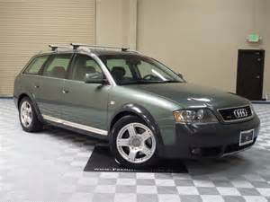 Audi Allroad 2005 2005 Audi Allroad Hayward California Premier Motors