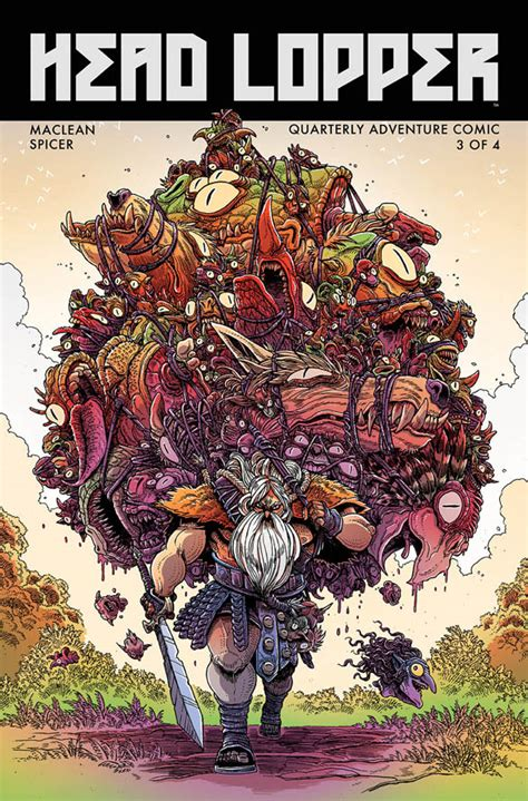 lopper volume 1 the island or a plague of beasts lopper 3 releases image comics