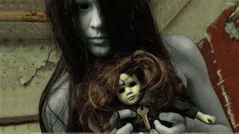 film ghost girl creepy ghost movies creepy ghost girl with ghost barbie