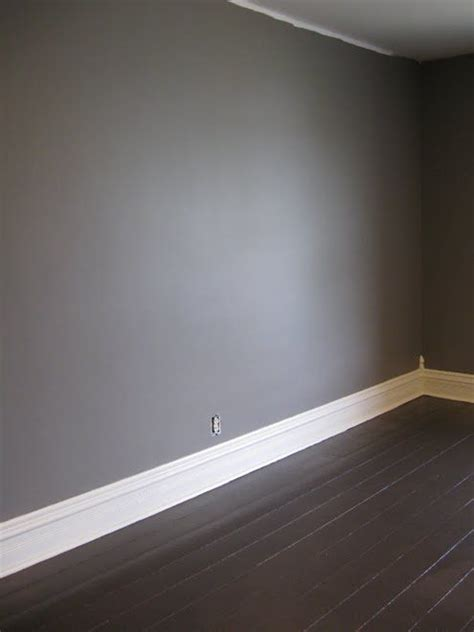 darkish gray walls residential potential grey walls grey and wood