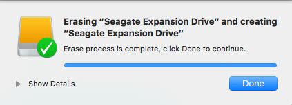 format seagate hard drive for windows 7 checkgett how to format or partition an external hard drive for mac