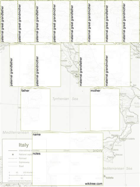 printable family tree layouts free printable family tree diagrams