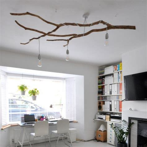 tree branch light fixture learn how to create a statement chandelier light out of