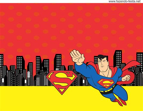 superman birthday card template superman free printable mini kit oh my in