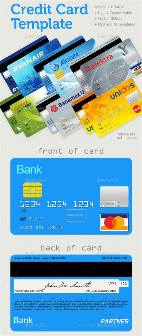 plastic card design template 40 photorealistic credit card mockups psd vector