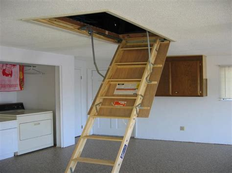 Garage Pull Stairs by Pull Stairs For Garage Simple Methods To Locate And