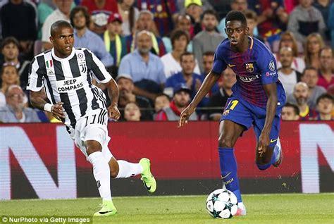 ousmane dembele injury report barcelona star ousmane dembele has recovered from injury