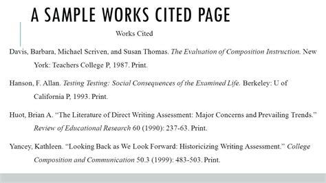 mla format works cited website resumess franklinfire co