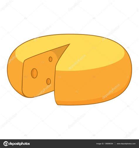 imagenes animadas queso icono de estilo de dibujos animados del queso archivo