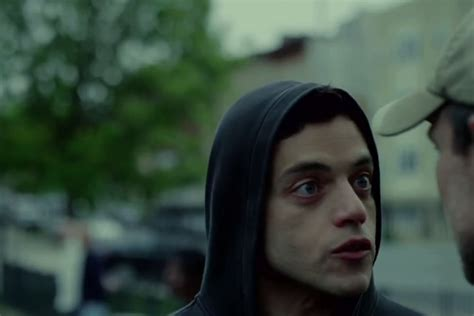 Mr Robot Detox by A Qr Code In Last S Mr Robot Leads To A Mysterious
