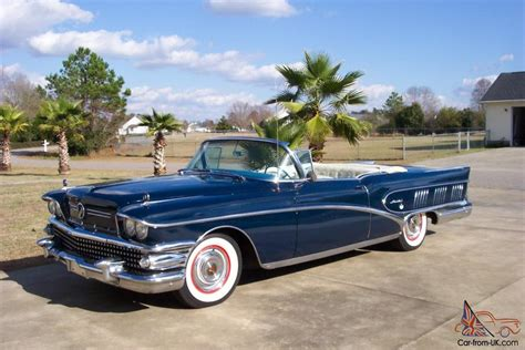 1958 buick limited riviera for sale images