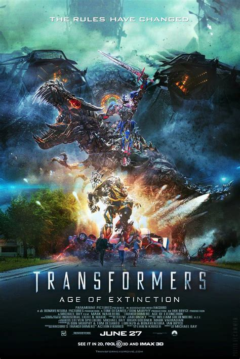 film gratis transformers 4 transformers 4 age of extinction 2014 poster desktop