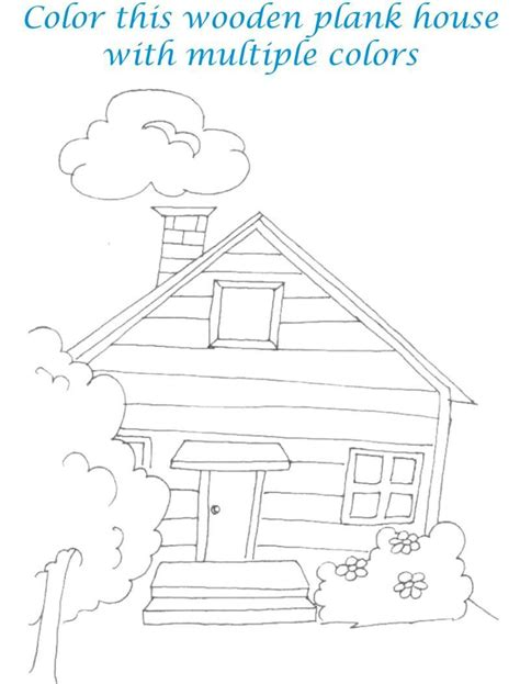 the sweethome sheets sweet home coloring printable page for kids 8