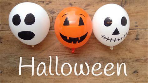 decorar globos para halloween decoracion para halloween con globos manualidades de
