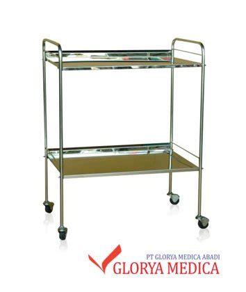 Jual Autoclave Sterilisator Onemed Sterilizer 80l harga meja instrument 2 rak jual meja instrument
