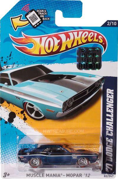 Wheels 71 Dodge Challenger Mania Mopar 12 71 dodge challenger wheels 2012 treasure hunt hwtreasure