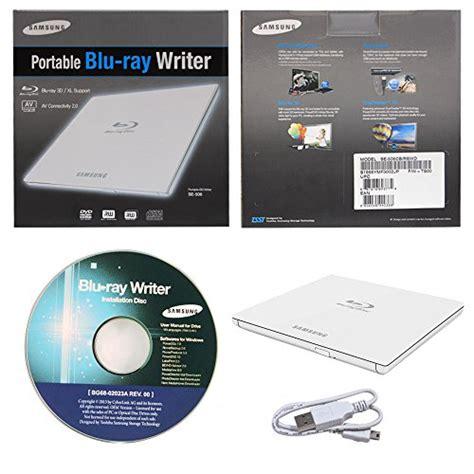 Samsung Dvd Writer External Free Disc Dvd Blue 10 0901 samsung se 506cb rswd 6x slim portable bdxl dvd cd