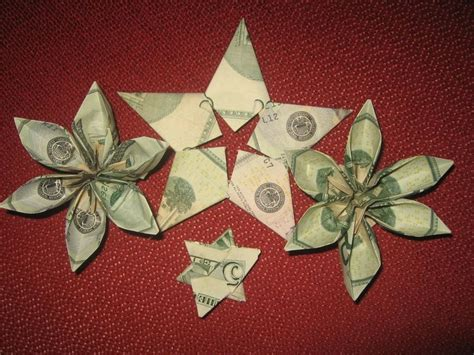 Money Origami Wreath - money origami grad gifts gifts