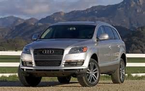 audi q7 quattro a5 earn best resale value awards from