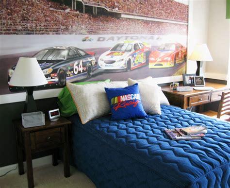 Nascar Bedroom Furniture Nascar Bedroom Designed Furnished By Ruby Gordon Furniture Krazy Bedrooms