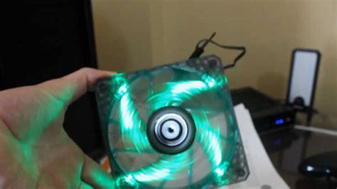 Bitfenix Spectre 120mm 12cm Merah Led Fan bitfenix spectre pro 120mm green led fan unboxing and review