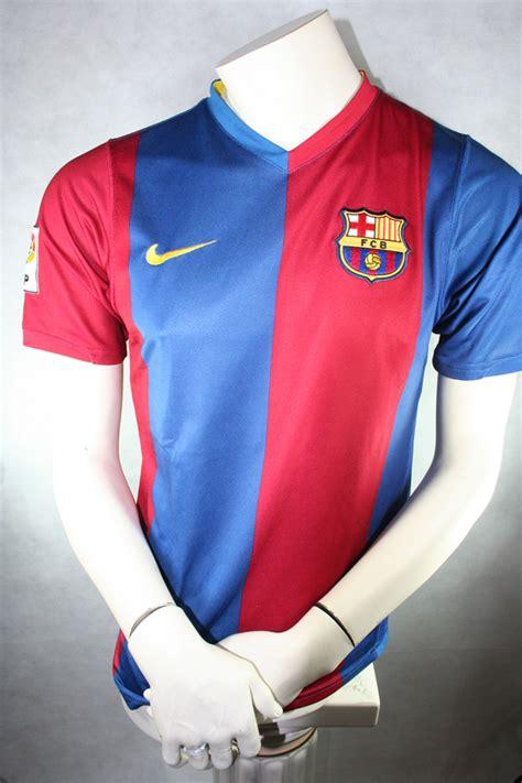Adidas Messi 173 Komponen Original nike fc barcelona trikot 9 samuel eto o 2006 07 heim