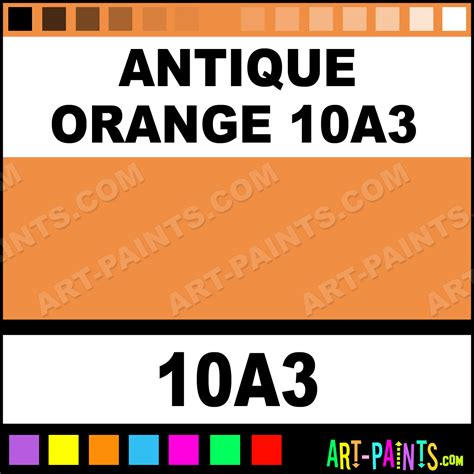 antique orange 10a3 pastel paints 10a3 antique orange 10a3 paint antique orange 10a3