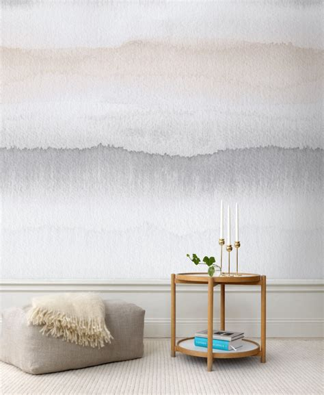 themes house made of dawn ombre wallpaper inspired by swedish landscapes at dusk and