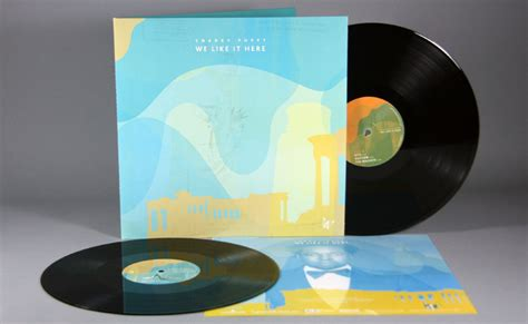 we like it here by snarky puppy snarky puppy we like it here 2x12 180g vinyl lps furnace record pressing