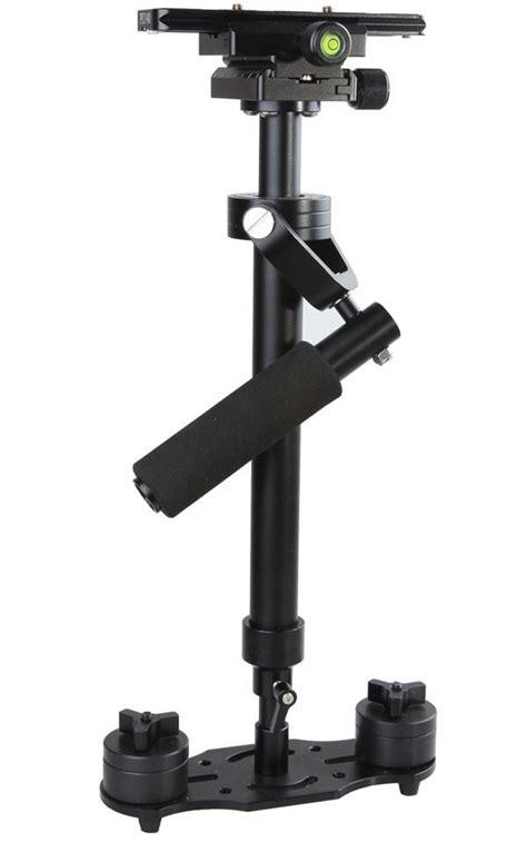 Lightning Kamera 160 Led Ld 160 stabilizer steadycam pro for camcorder dslr black jakartanotebook