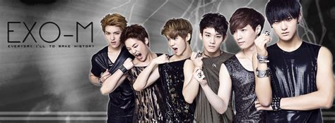 exo wallpaper facebook exo m cover facebook by christofoletti on deviantart