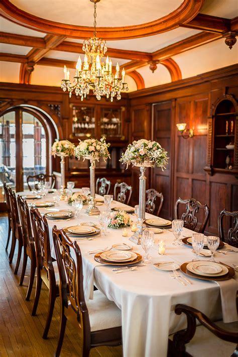 Elegant Vintage Wedding Inspiration   Glamour & Grace