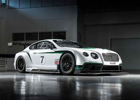 bentley garage 2014 bentley continental gt3 racecar specs pictures