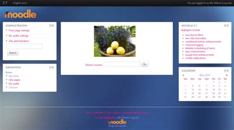 moodlerooms themes what s new in moodle 2 7 themes moodle news