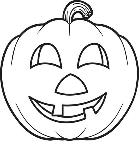 Pumpkin Coloring Pages Preschoolers | pumpkin coloring pages for preschool coloring home
