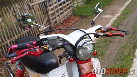 Tutup Tangki Bebek Metic Honda Yamaha Suzuki Kawasaki Dll modifikasi yamaha mio ini matic atau bebek