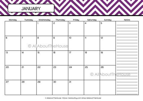 family calendar template 2014 printable calendar perpetual calendar chevron calendar