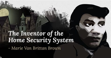 nyc historymaker brittan brown and home security