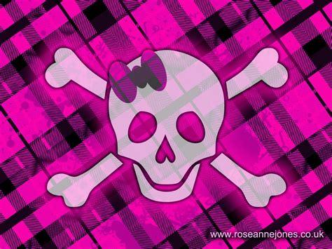 girly black wallpaper free girly wallpaper for desktop download pink skull