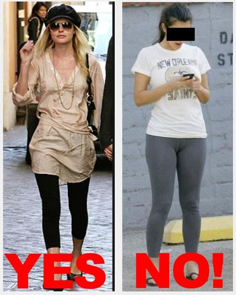 Get The Look How Not To Wear A Coat by Jeggings Vs She Wears