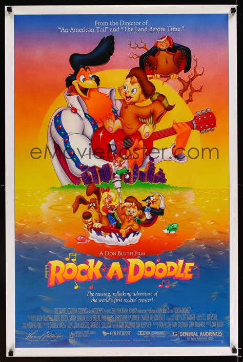 doodle ost rock a doodle pictures posters news and on your