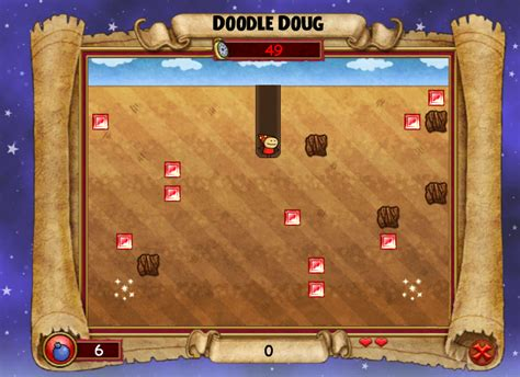 doodle dug wizard101 wizards keep minigame madness chapter 5