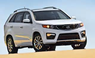 2013 Kia Sorento Pictures Car And Driver